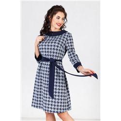 Платье Мери Ми с пояском П1005-15