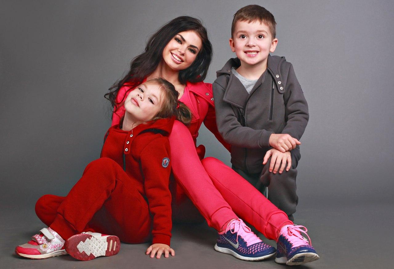 прекрасного фото семьи реклама обуви окончании