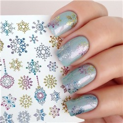 Fashion Nails, Слайдер-дизайн M164